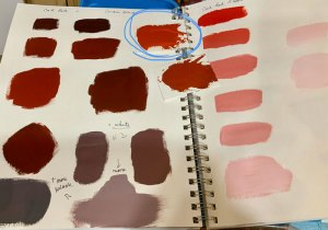 colour swatching