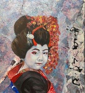 Budding Geisha