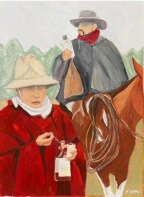 Agave Spirits by Jane Cobb