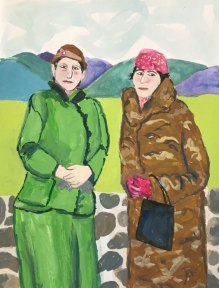 Gertrude and Alice by Jane Cobb