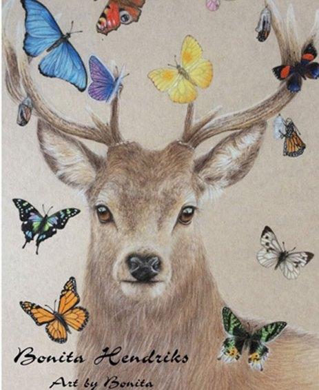 Protector of Life and Transformation by Bonita Balster Hendriks
