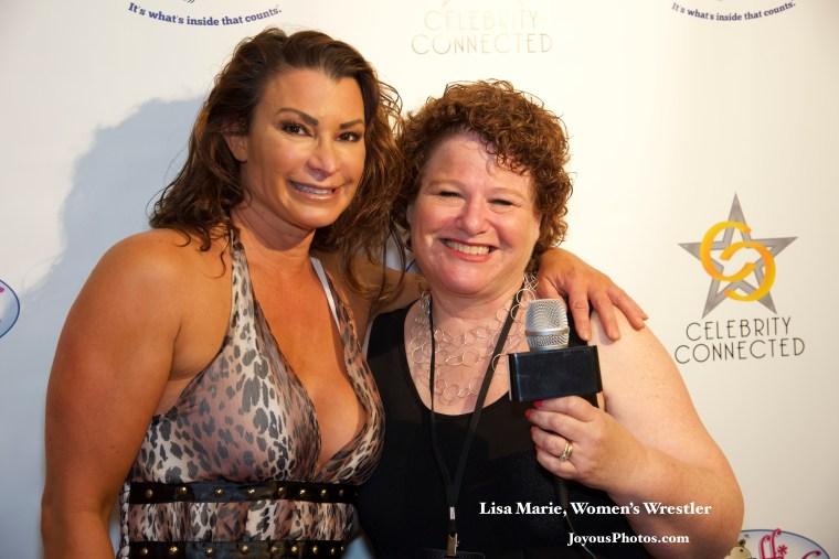 Lisa Marie wrestler