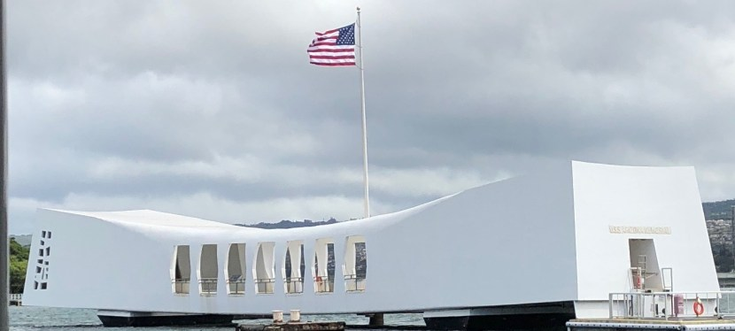 Pearl Harbor – a #MustSee
