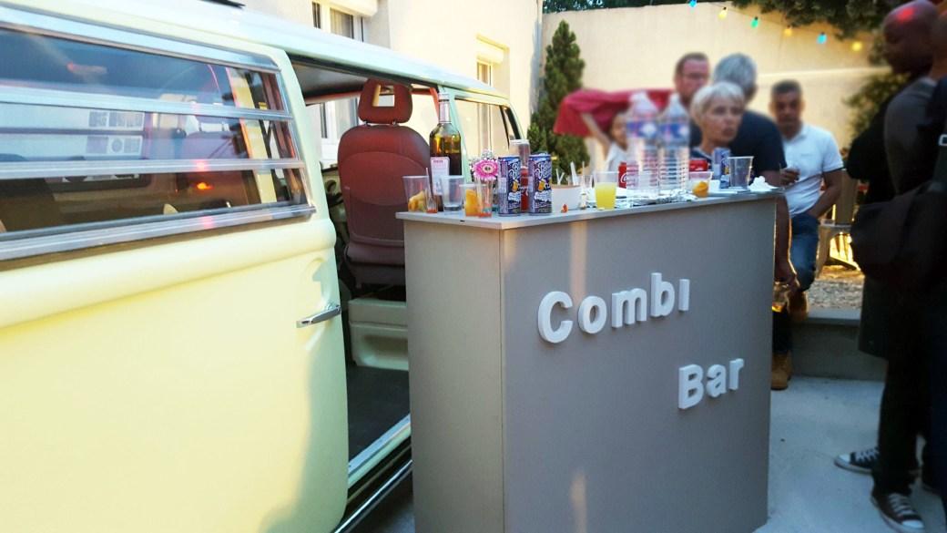 Bar pour Combi
