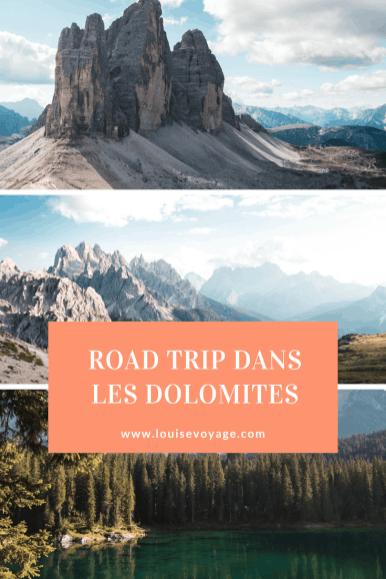 Road trip dans les Dolomites (1)