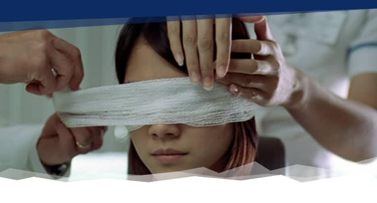 Eye Injury Lawyer