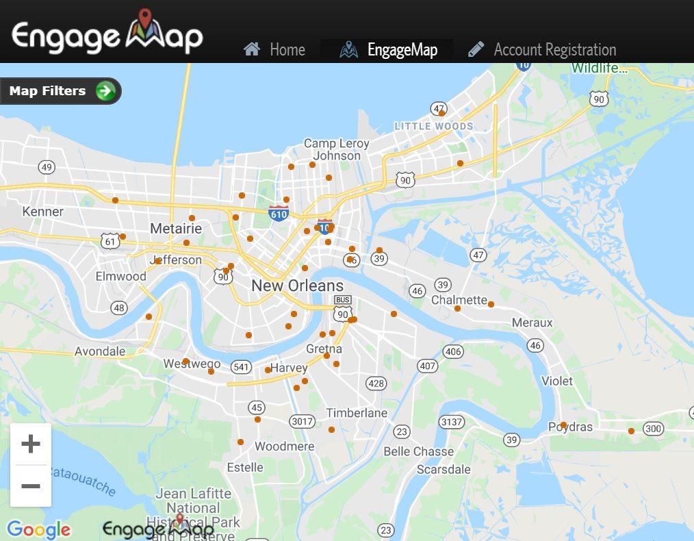 Engage Map - NOBA