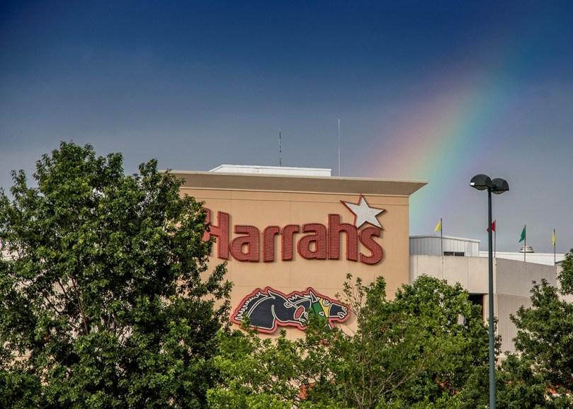 Harrah's rainbow