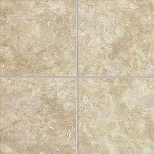 """12""""x12"""" White Rock Tile"""