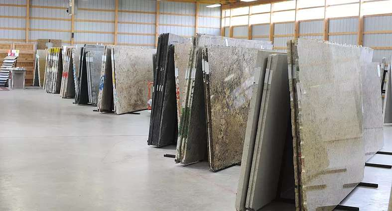 Granite quartz marble countertops