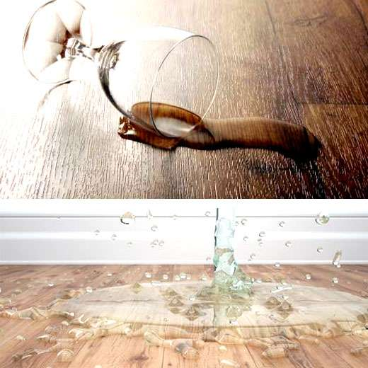 Waterproof flooring thumb