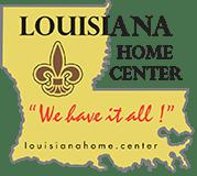 LA Home Center logo retina