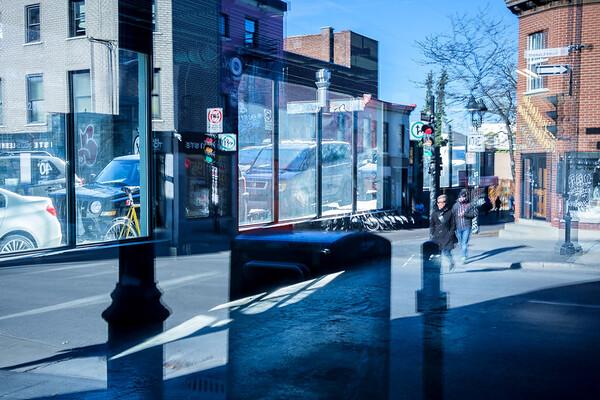 Reflets et paysages urbains (2/6)
