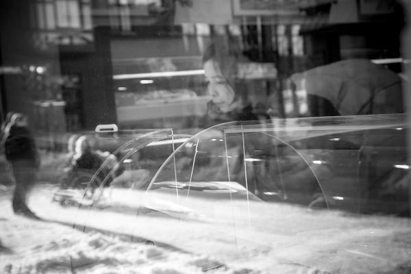 Reflets et paysages urbains (5/6)