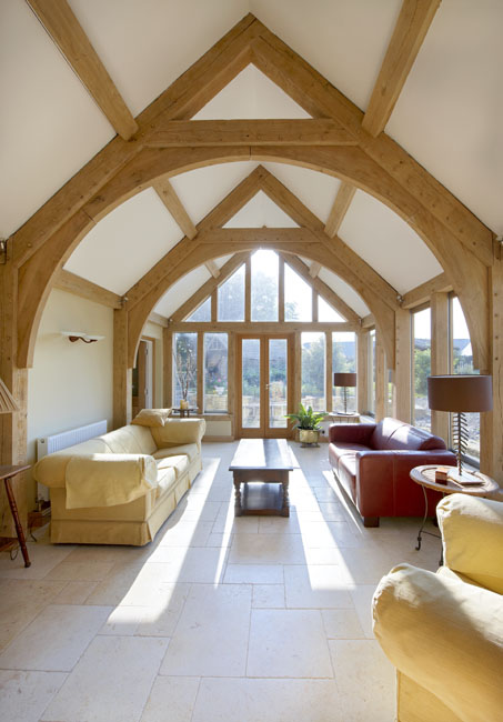 Oak Timber Framing Amp Carpentry In France Timber Framed
