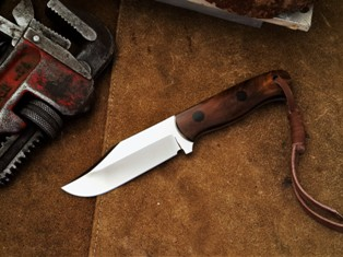 Strong and durable Bowie knife