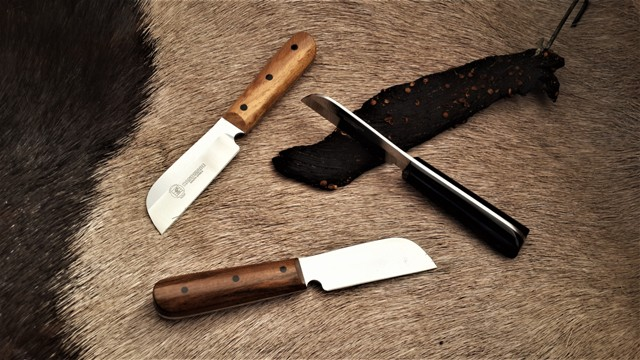 Pocket size fixed blade - Biltong knife