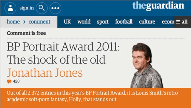 Shock of the old jonathan jones