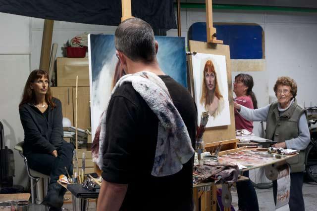 portrait classes