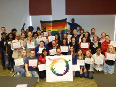 Lgbt Health Certificate Program Concludes Record Breaking