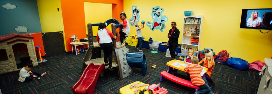 Playroom at LAC