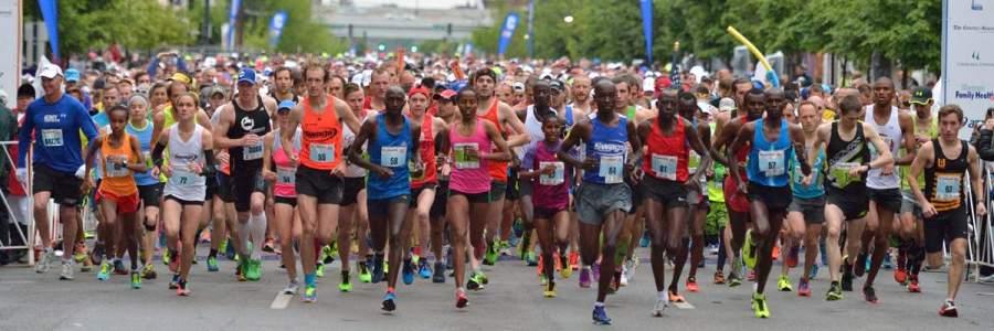 KDF Marathon