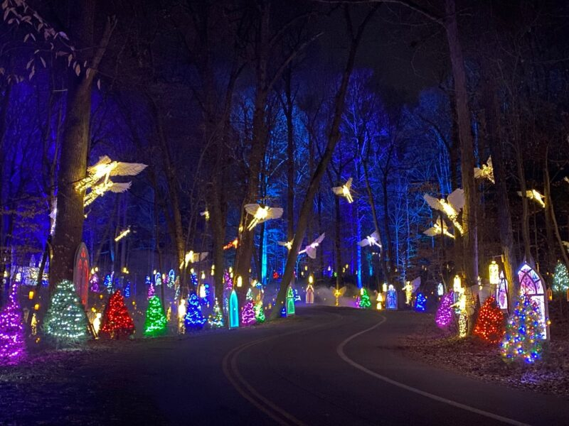 christmas events in louisville best