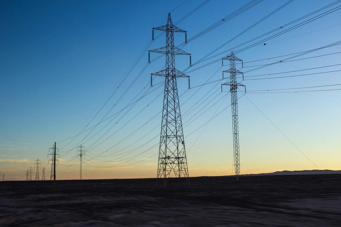 Energy transmission.