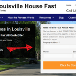 sell my Louisville House fast