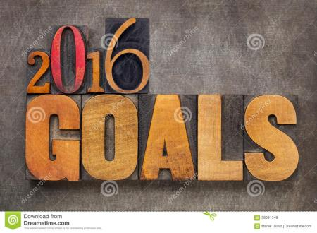 setting goals for 2016