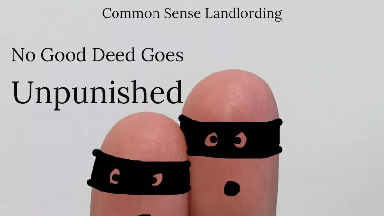Landlords and tenants - case study