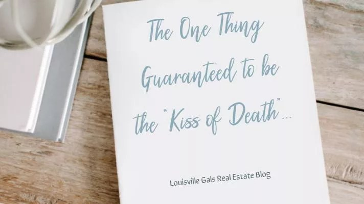 "The One Thing Guaranteed to be the ""Kiss of Death"" for your Business. Marketing Tip #3"