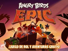 Angry Birds Epic image 1 Miniature