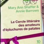 Le cercle littéraire des amateurs d'épluchures de patates, Mary Ann Shaffer