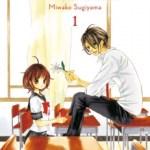 La rose et le démon t1, Miwako Sugiyama