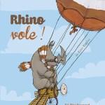 Rhino vole ! Ryan Higgins