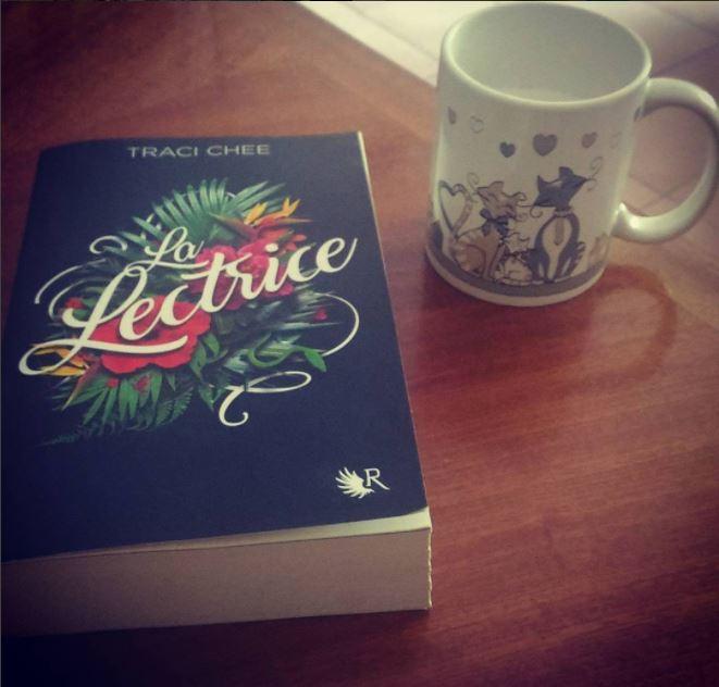 La lectrice, Traci Chee