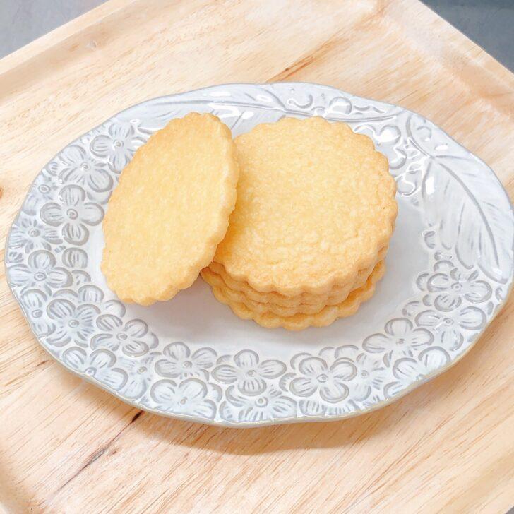 おはなクッキーバニラ|パティスリールルット