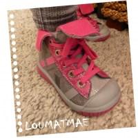 Babybotte : les chaussures série Artiste  {Test et Avis}