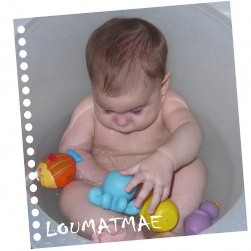 baignoire bébé shantala
