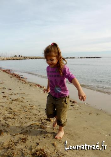 vacances de la Toussaint à la plage
