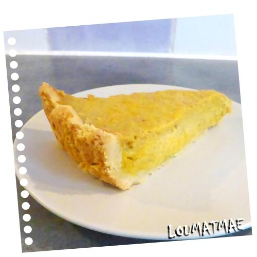 Tarte à la citrouille ou Pumpkin Pie pour thanksgiving
