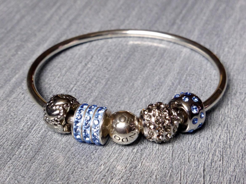 bracelet pandora, silent sunday