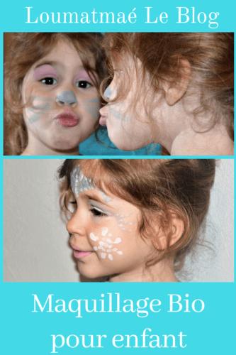 maquillage bio enfant namaki