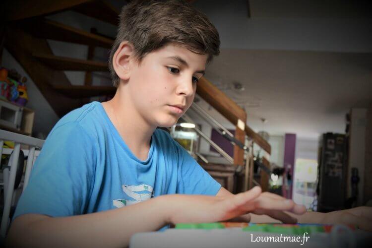 clavier adapté aux enfants dys