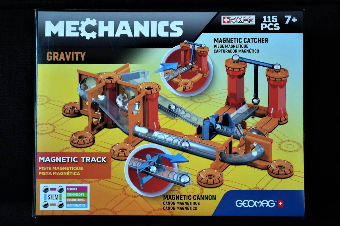mechanics gravity geomag