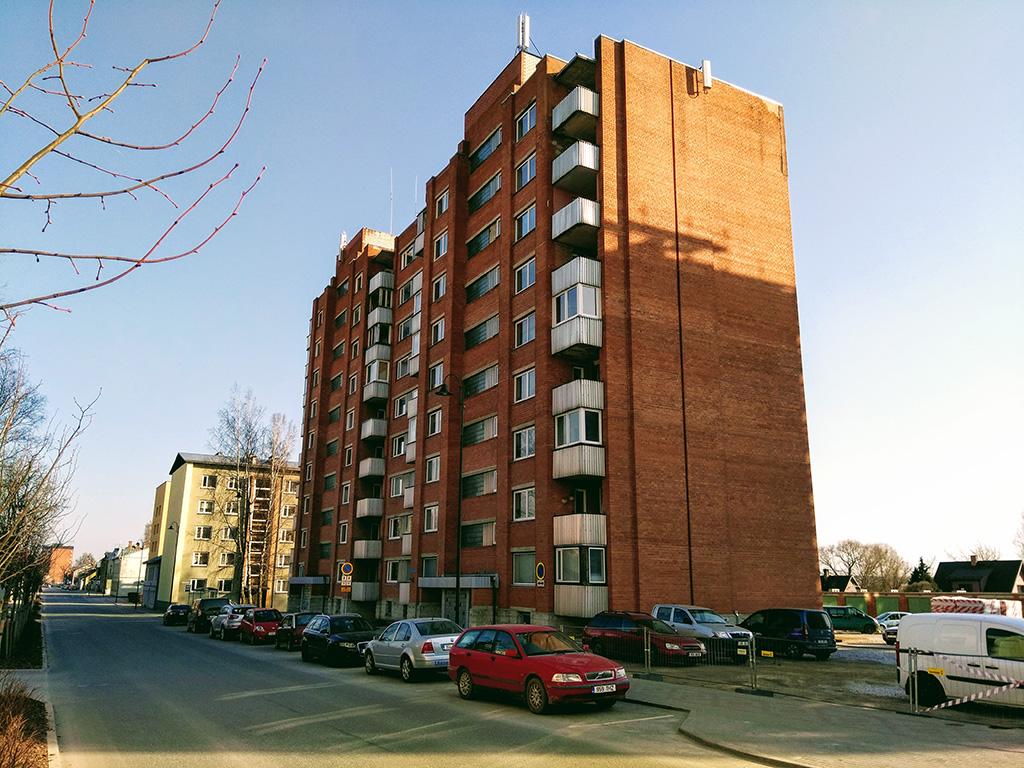 Karm reaalsus: viimase korruse korteri eest rohkem ei maksta