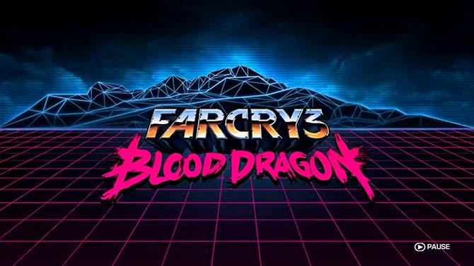 """Conception de la bande annonce de """"Far Cry 3 : Blood Dragon"""""""