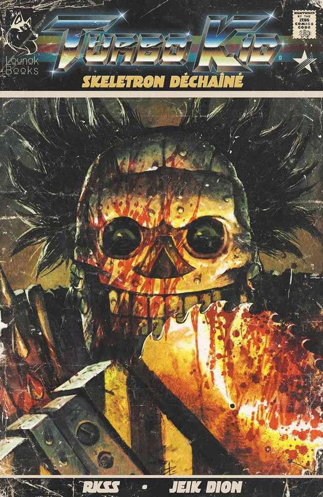 Turbo Kid : Skeletron déchaîné