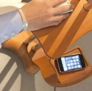 Supporto mouse e smartphone versione Sail Loungewood Hot
